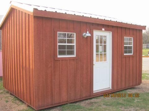 10 Ft Wide Cabin