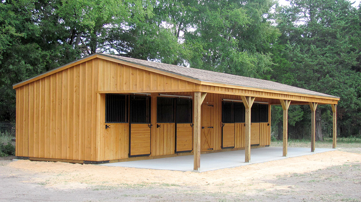 Portable Horse Shelters Livestock Shelters Amp Run In