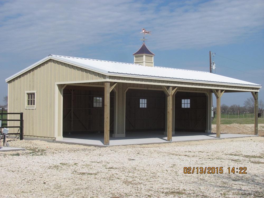 10 Portable Horse Barns Amp Shedrow Barns Deer Creek