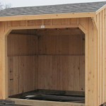 Run In Sheds Available at Deer Creek Structures
