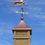 20 ft Cupalo with Weathervane