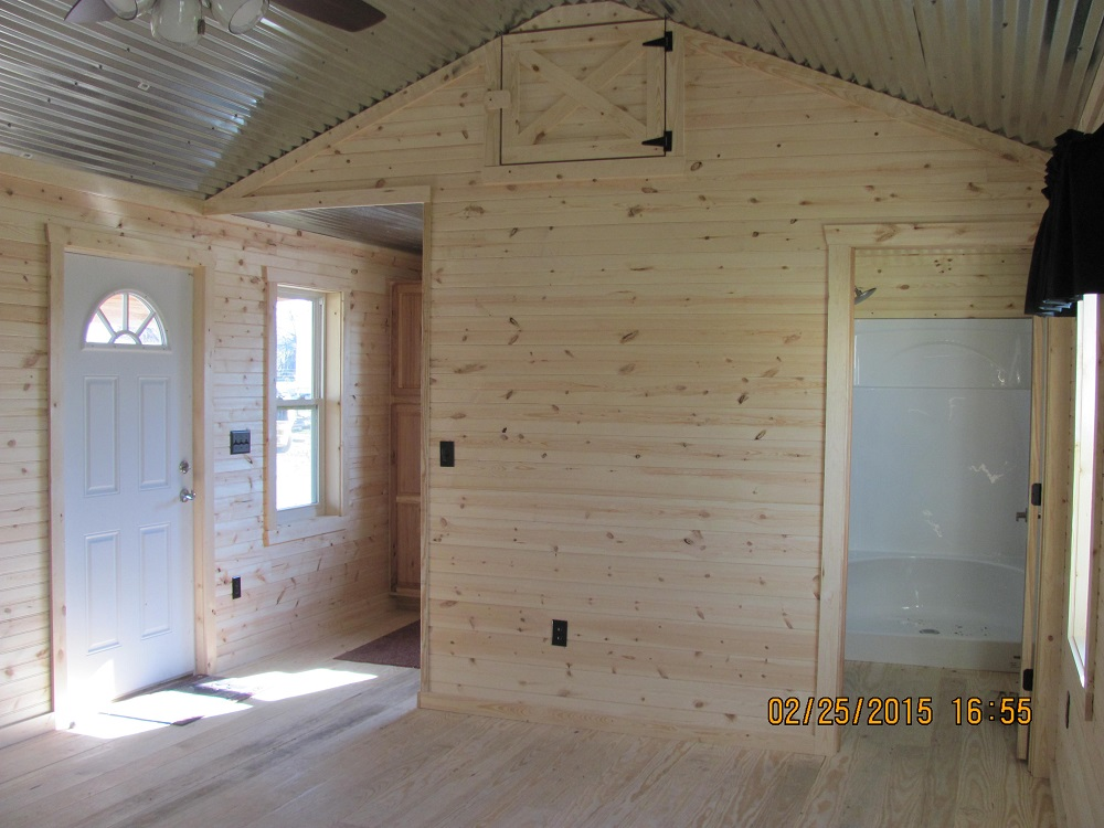16 Ft Wide Prefab Cabins Finished Amp Unfinished Deer