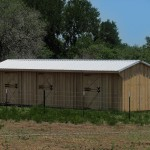 Metal Roof for Barn