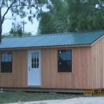 Custom Built Portable Cabins 12 ft