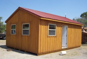 Portable Cabins 16 ft