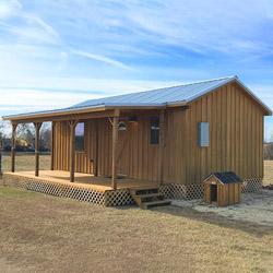 16 foot portable cabin