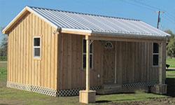 custom prefab cabins