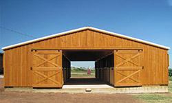 aisle barns