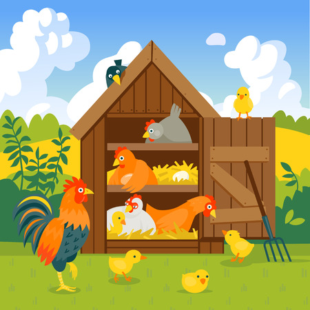 Prefab & Custom Size Chicken Coops in Texas