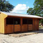 Pre-Fab & Custom Barns in Texas