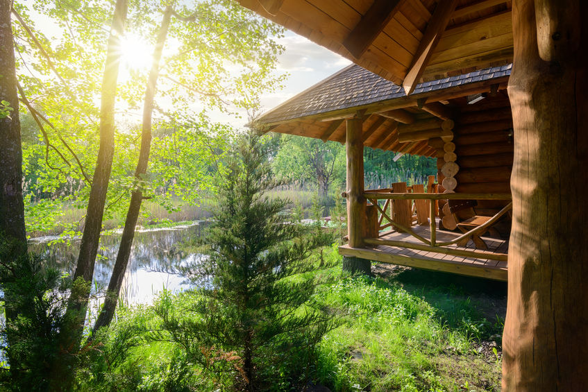 Pre-Built Cabins for Sale in TX