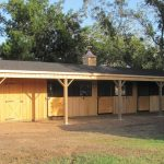 Custom-Built Portable Barns in Lott, TX