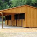 Prefab Portable Horse Barns in TX