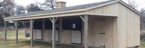 Portable Prefab Barns for Sale in Texas