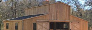 Portable Horse Barns in Texas